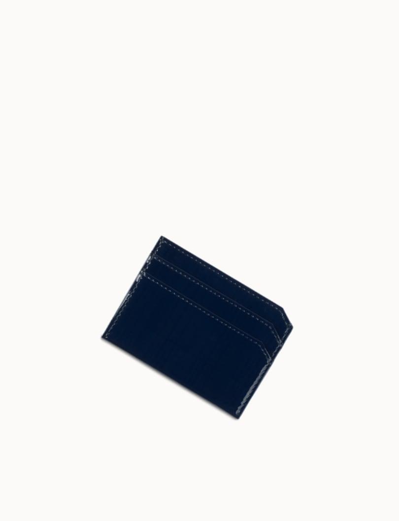 Blue Card Holder