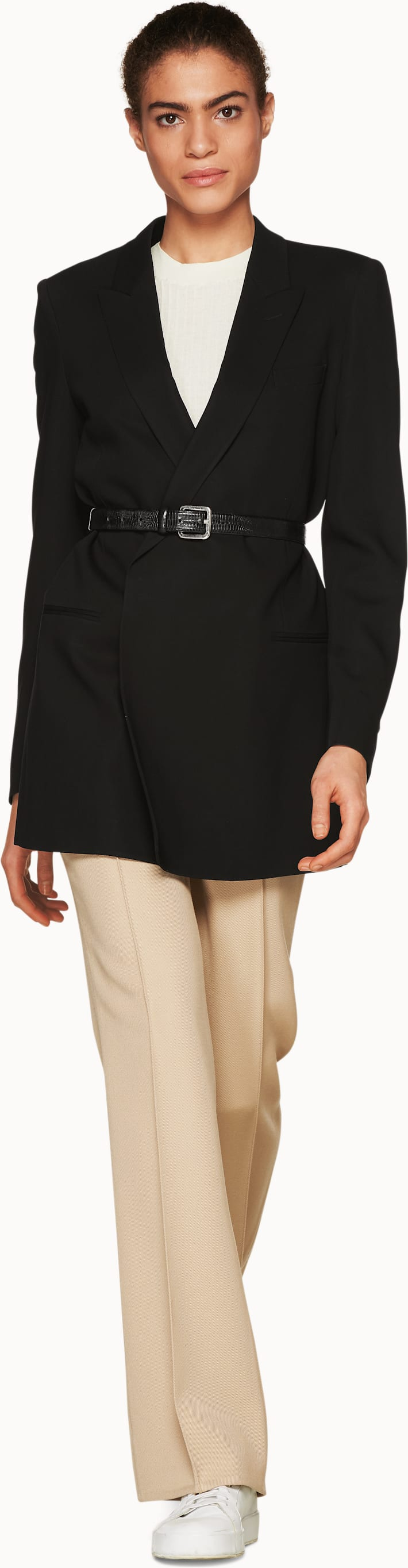 Tory Black Plain Jacket