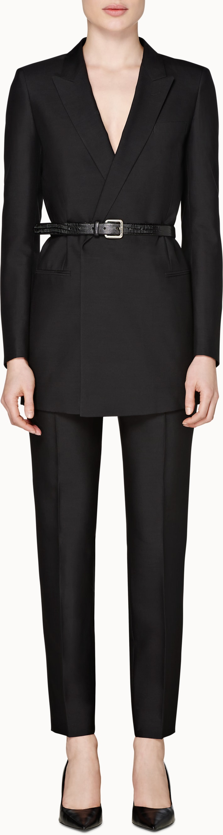 Tory Black Suit