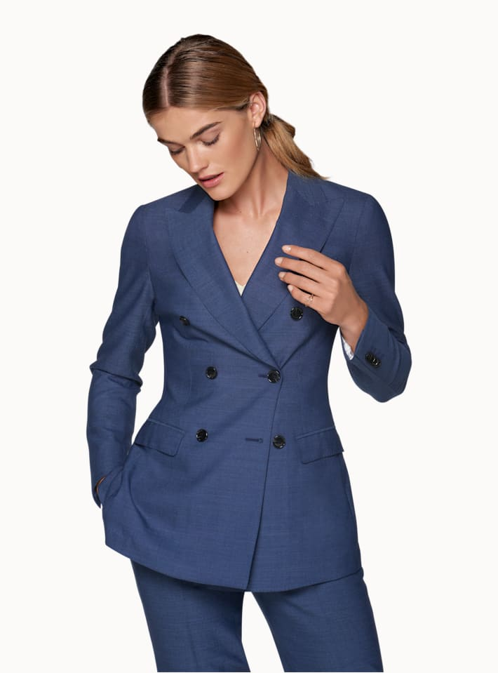 Cameron Blue Suit