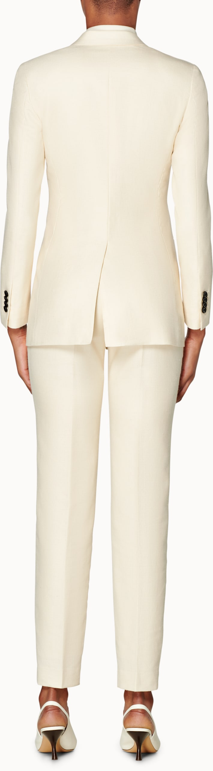 Cato Off White Suit
