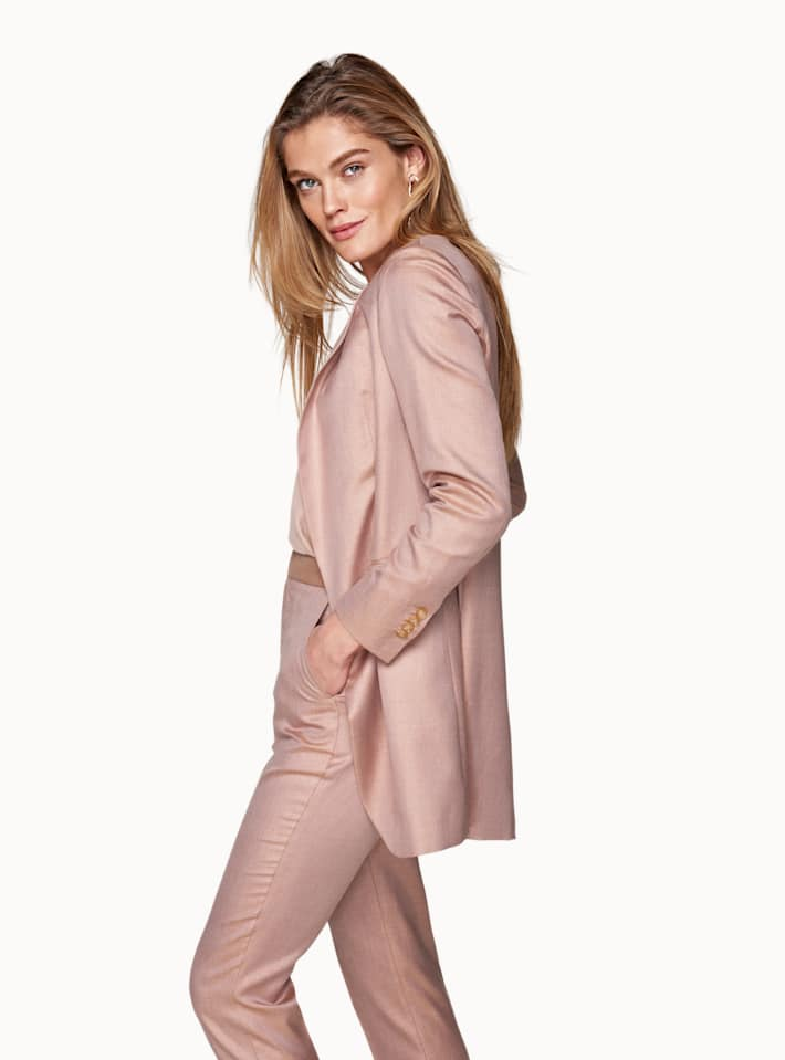 Bobbi Pink Suit