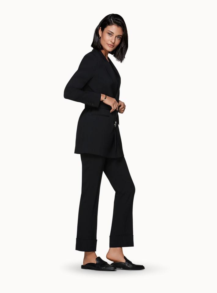 Tory Black Suit