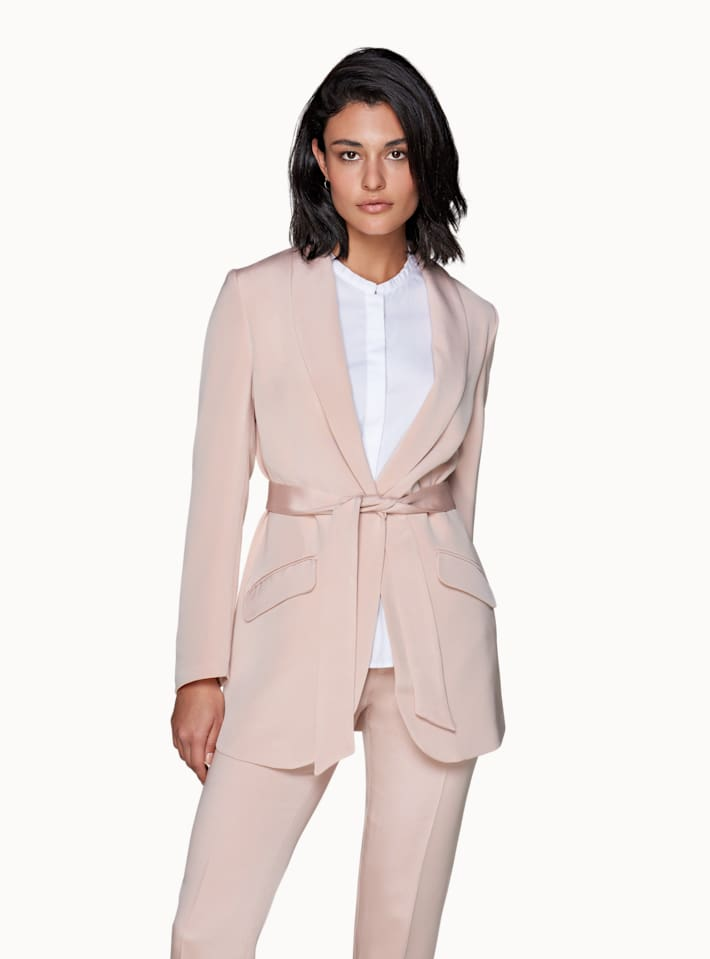 Tory Pink Suit