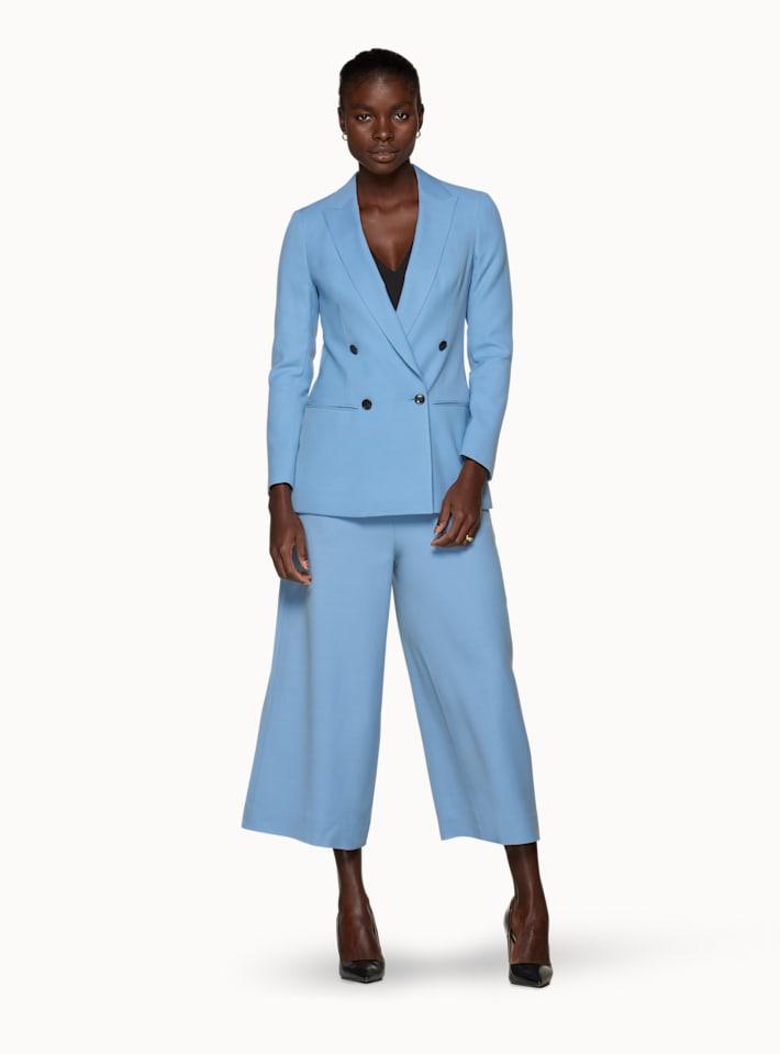 Joss Light Blue Suit