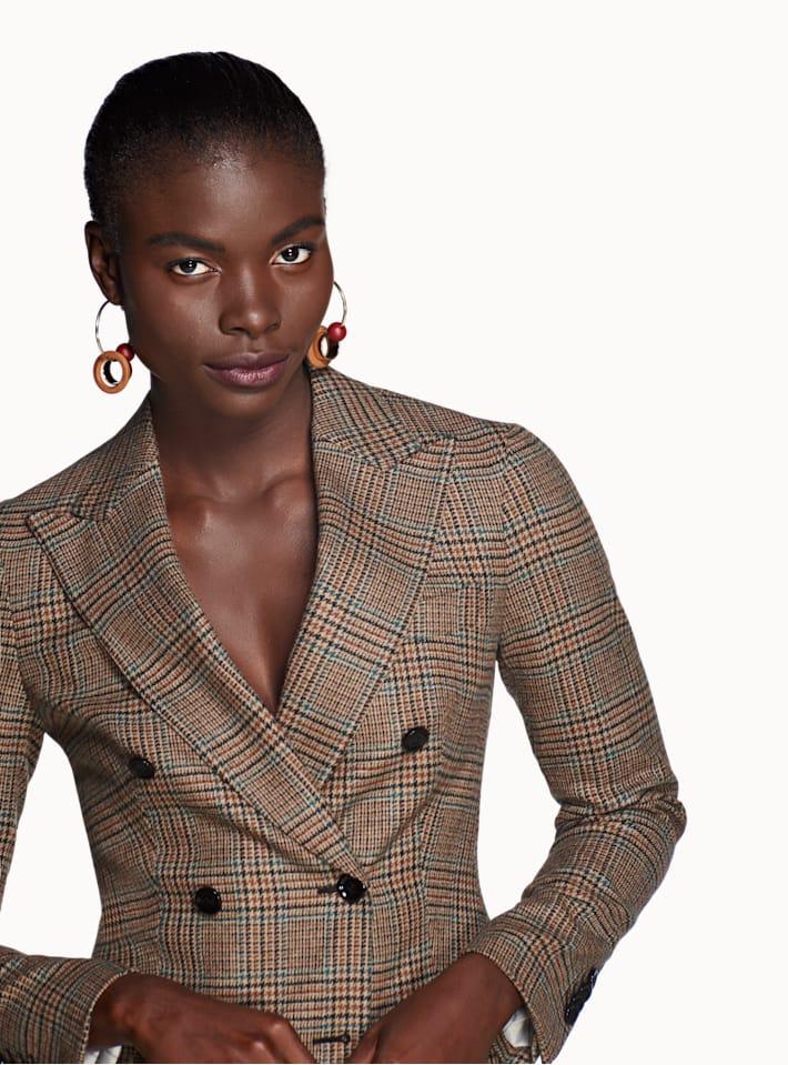 Cameron Brown Suit