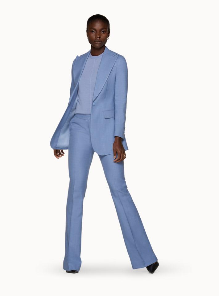 Cameron Lavender Suit