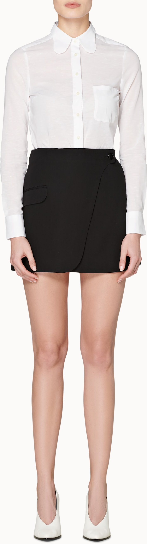 Clio Black Skirt