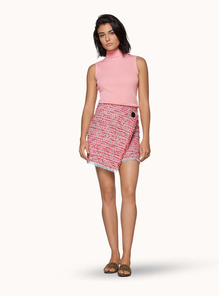 Brett Pink  Skirt