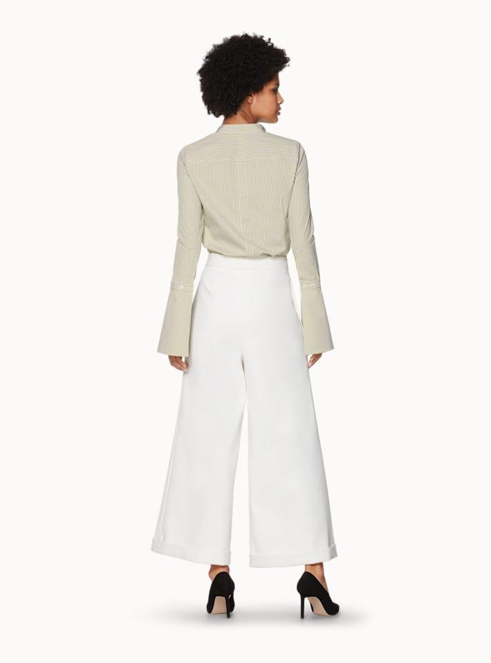 Harvey White  Trousers