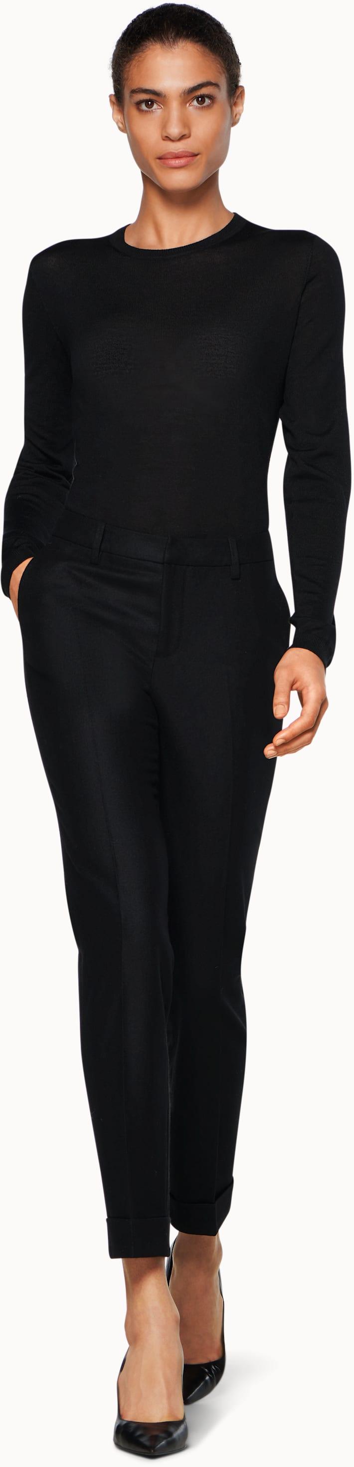 Robin Black Trousers