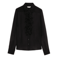 Black__Ruffle_Shirt_LS0099