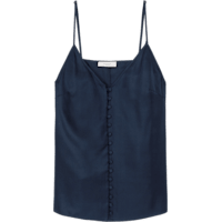 Navy__Silk_V_Neck_Camisole_LT0132
